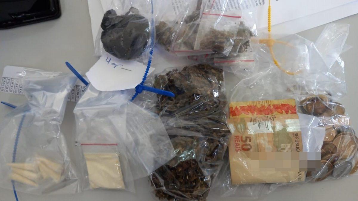 Prisão em Flagrante por Tráfico de Drogas e Procurados da Justiça Capturados