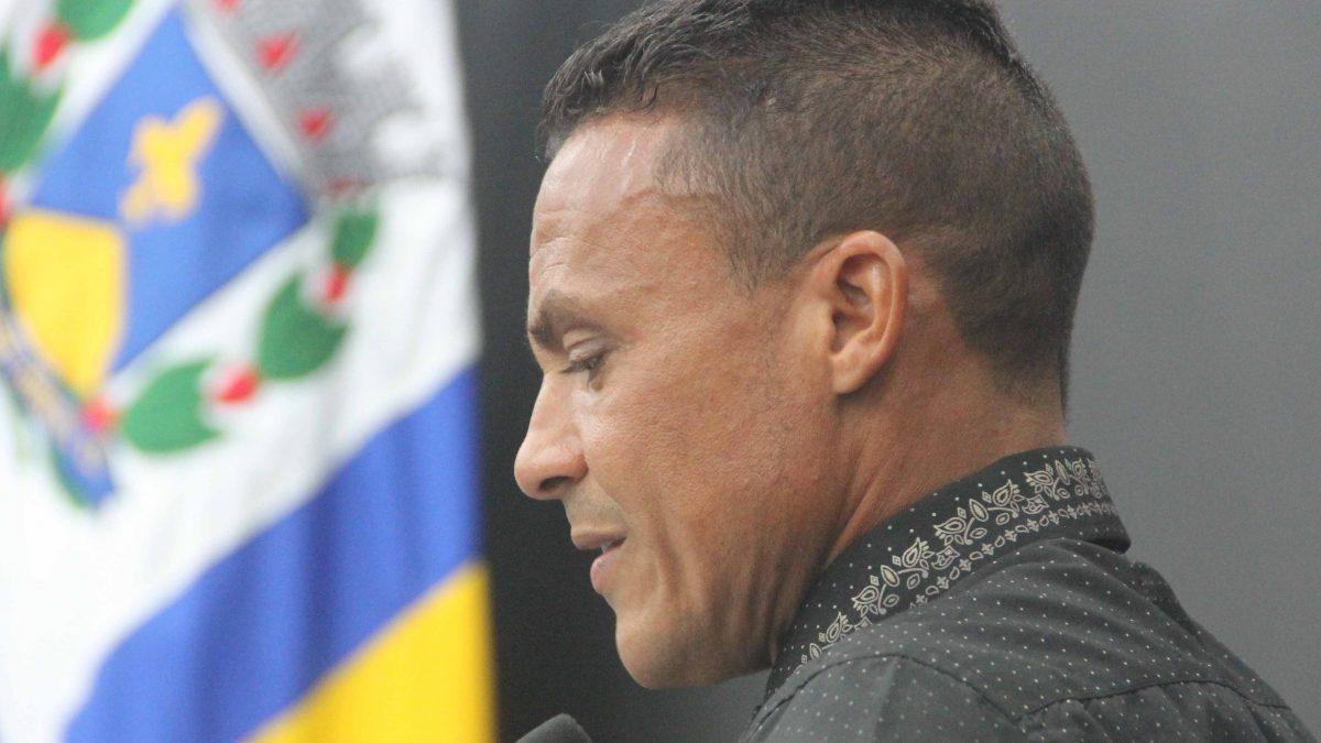 Reinaldo Ninja requer adicional de insalubridade aos servidores municipais